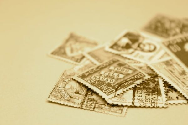 海外の古い切手